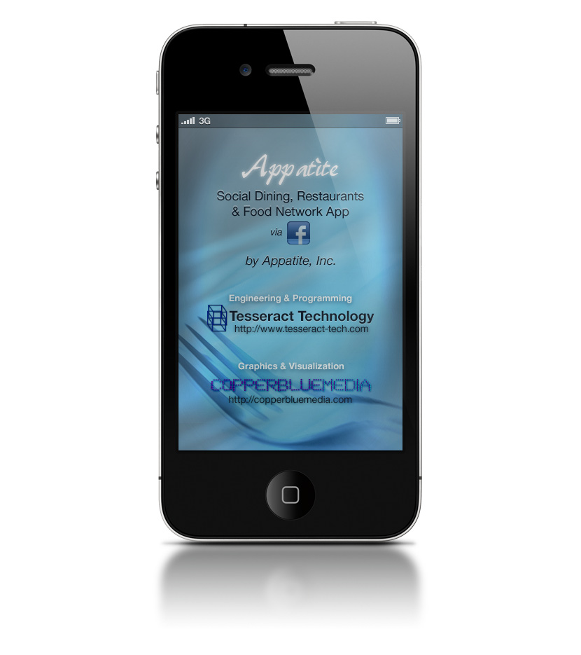Appatite iPhone App