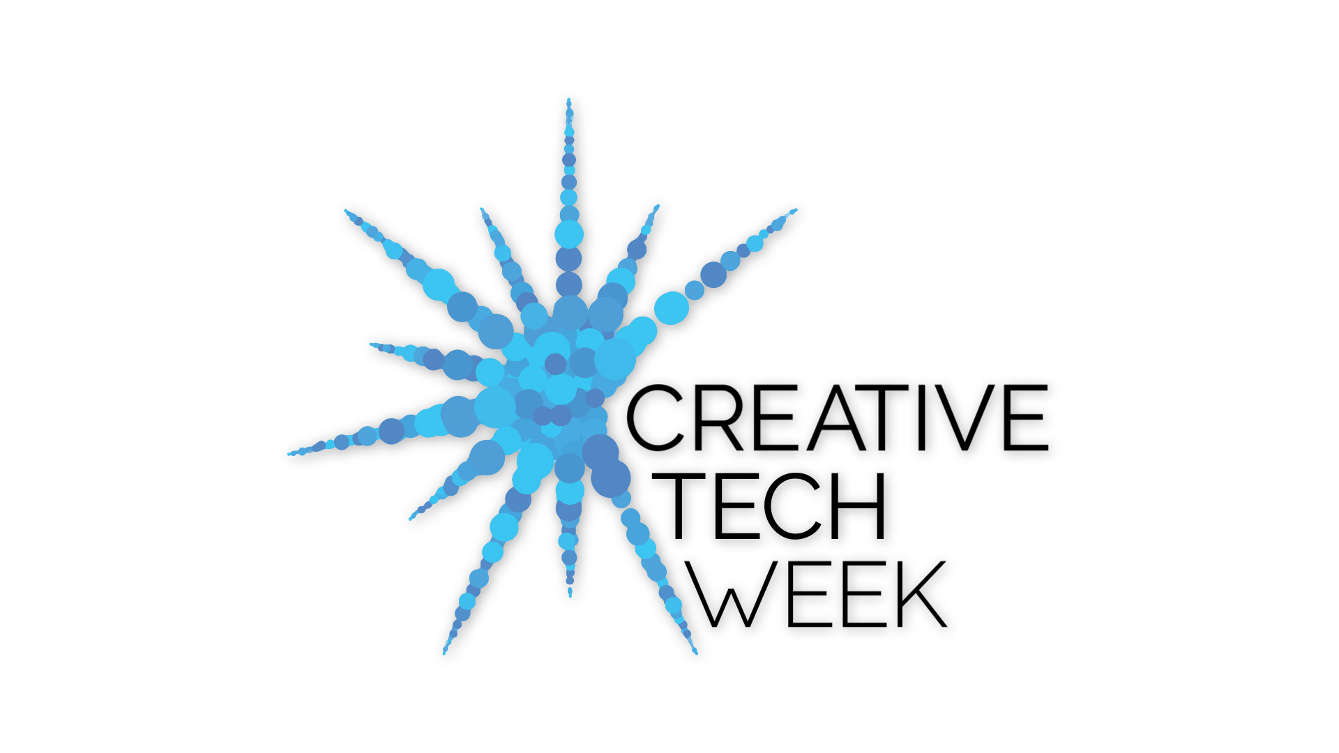 Creative Tech Week Logo Animation